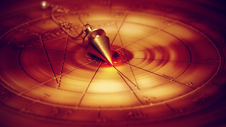 Как работать с подсознанием при помощи маятника
