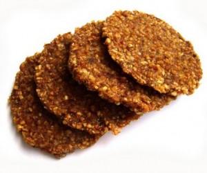 печенье из проращенной пшеницы