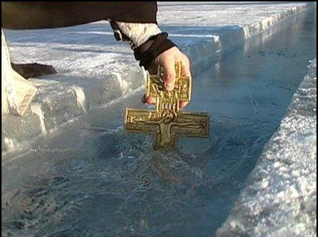 святая и крещенская вода