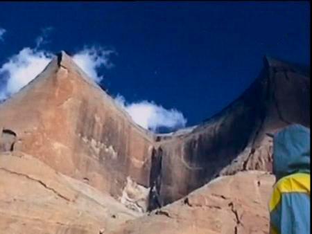 зеркала Козырева на Тибете