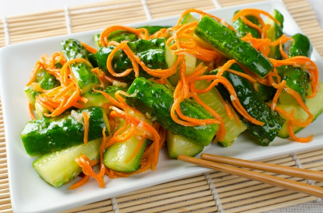 Правильное питание - салат