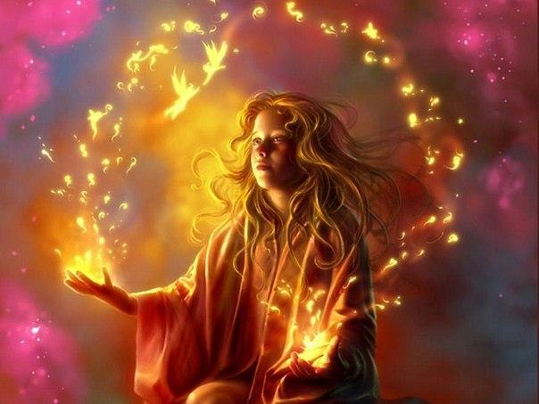волшебство